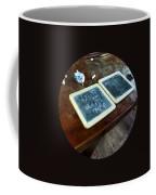 Teacher - School Slates Coffee Mug by Susan Savad
