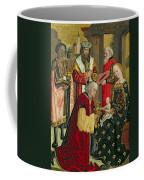 The Adoration Of The Magi Coffee Mug by Absolon Stumme