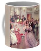 The Ball Coffee Mug by Charles Wilda