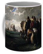 The Barbarians Before Rome Coffee Mug by Evariste Vital  Luminais