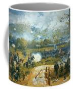 The Battle Of Kenesaw Mountain Coffee Mug by American School