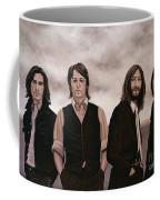 The Beatles Coffee Mug by Paul Meijering