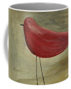 The Bird - Original Coffee Mug by Variance Collections