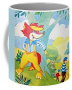 The Boys In The Hood Coffee Mug by Robert Margetts