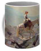 The Bridal Path Coffee Mug by Winslow Homer