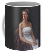 The Bride Coffee Mug by Dianne Panarelli Miller