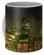 The Bright City Lights Coffee Mug by Laurie Search