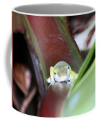 The Climb Coffee Mug by Karen Wiles