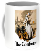 The Comforter Coffee Mug by War Is Hell Store