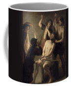 The Crowning With Thorns Coffee Mug by Jan Janssens