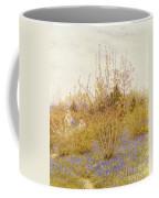 The Cuckoo Coffee Mug by Helen Allingham
