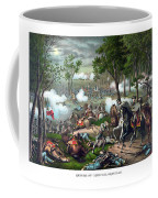 The Death Of Stonewall Jackson Coffee Mug by War Is Hell Store