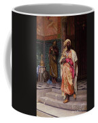 The Emir Coffee Mug by Ludwig Deutsch