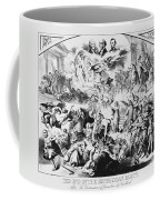 The End Of The Republican Party Coffee Mug by War Is Hell Store