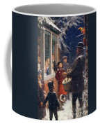 The Entertainer  Coffee Mug by Percy Tarrant