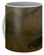 The Execution Of Marshal Ney Coffee Mug by Jean Leon Gerome