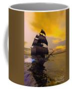 The Flying Dutchman Coffee Mug by Corey Ford