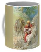 The Good Samaritan Coffee Mug by Ambrose Dudley