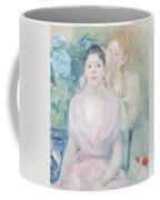 The Hortensia Coffee Mug by Berthe Morisot