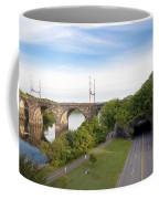 The Kelly Drive Rock Tunnel Coffee Mug by Bill Cannon