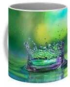 The Kings Crown Coffee Mug by Darren Fisher