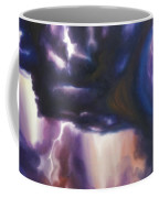 The Lightning Coffee Mug by James Christopher Hill