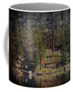 The Little Cabin Coffee Mug by Laurie Search