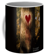 The Lonely Tree Coffee Mug by Jorgo Photography - Wall Art Gallery