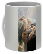 The Mountain Mists Coffee Mug by Herbert James Draper