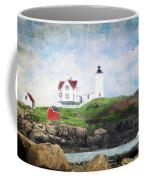 The Nubble Coffee Mug by Darren Fisher