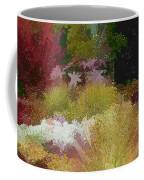 The Painted Garden Coffee Mug by Tom Prendergast