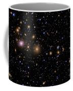 The Perseus Galaxy Cluster Coffee Mug by R Jay GaBany