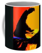 The Pianist Coffee Mug by Richard Rizzo