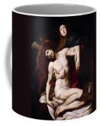 The Pieta Coffee Mug by Daniele Crespi