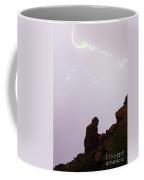 The Praying Monk Phoenix Arizona Coffee Mug by James BO  Insogna