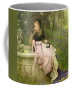 The Princess And The Frog Coffee Mug by William Robert Symonds