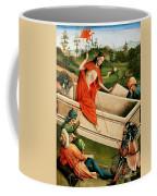 The Resurrection Coffee Mug by Johann Koerbecke