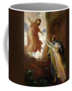 The Return Of Persephone Coffee Mug by Frederic Leighton