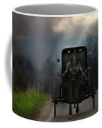 The Road Less Traveled Coffee Mug by Lori Deiter