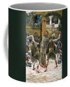The Scourging Coffee Mug by Tissot