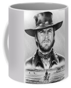 The Stranger Bw 2 Version Coffee Mug by Andrew Read