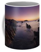 The Teeth Of Twilight Coffee Mug by Mike  Dawson