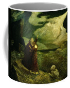 The Tempest Coffee Mug by  Albert Pinkham Ryder