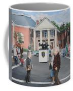 The Traffic Box Coffee Mug by Jack Skinner