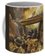 The Trenches Coffee Mug by Andrew Howat