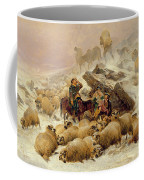 The Warmth Of A Wee Dram Coffee Mug by TS Cooper