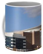 The Wells Fargo Center - Philadelphia  Coffee Mug by Bill Cannon