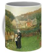 The Widow Coffee Mug by Charles Napier Hemy