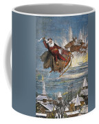 Thomas Nast: Santa Claus Coffee Mug by Granger