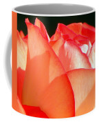 Touch Of Rose Coffee Mug by Karen Wiles